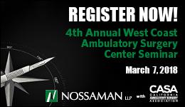 Nossaman ASC Seminar 2018